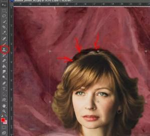 Фотомонтаж в образ с помощью Photoshop (Фотошоп). Шаг 9.2