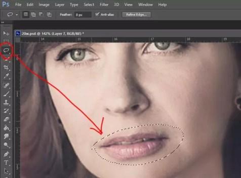 Фотомонтаж в образ с помощью Photoshop (Фотошоп). Шаг 23