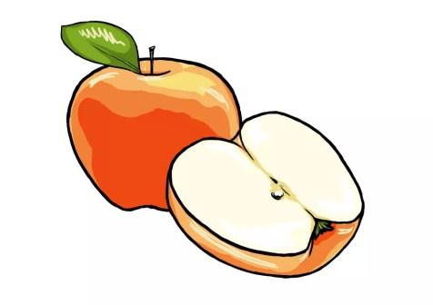 Как нарисовать яблоко? Шаг 13. Портреты карандашом - Fenlin.ru