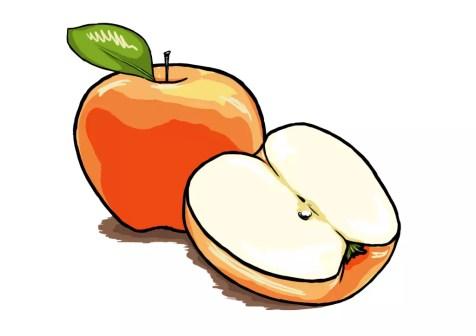 Как нарисовать яблоко? Шаг 14. Портреты карандашом - Fenlin.ru