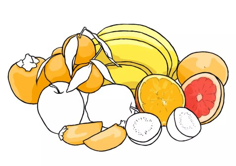 Как нарисовать фрукты? Шаг 16. Портреты карандашом - Fenlin.ru