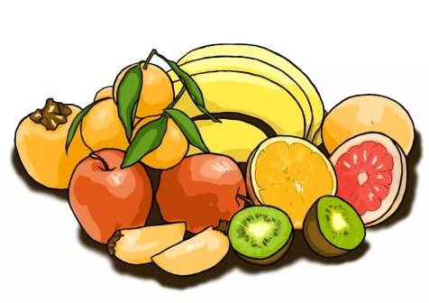 Как нарисовать фрукты? Шаг 22. Портреты карандашом - Fenlin.ru
