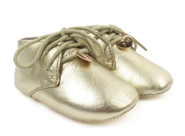 Jett Boot Gold