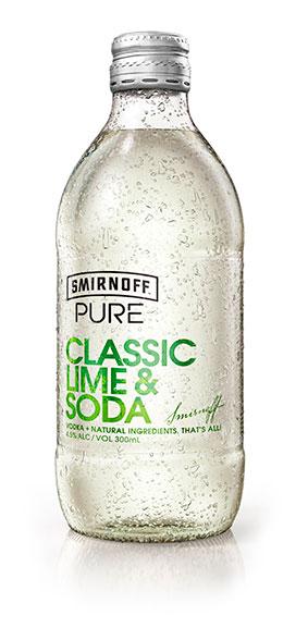 Smirnoff Pure