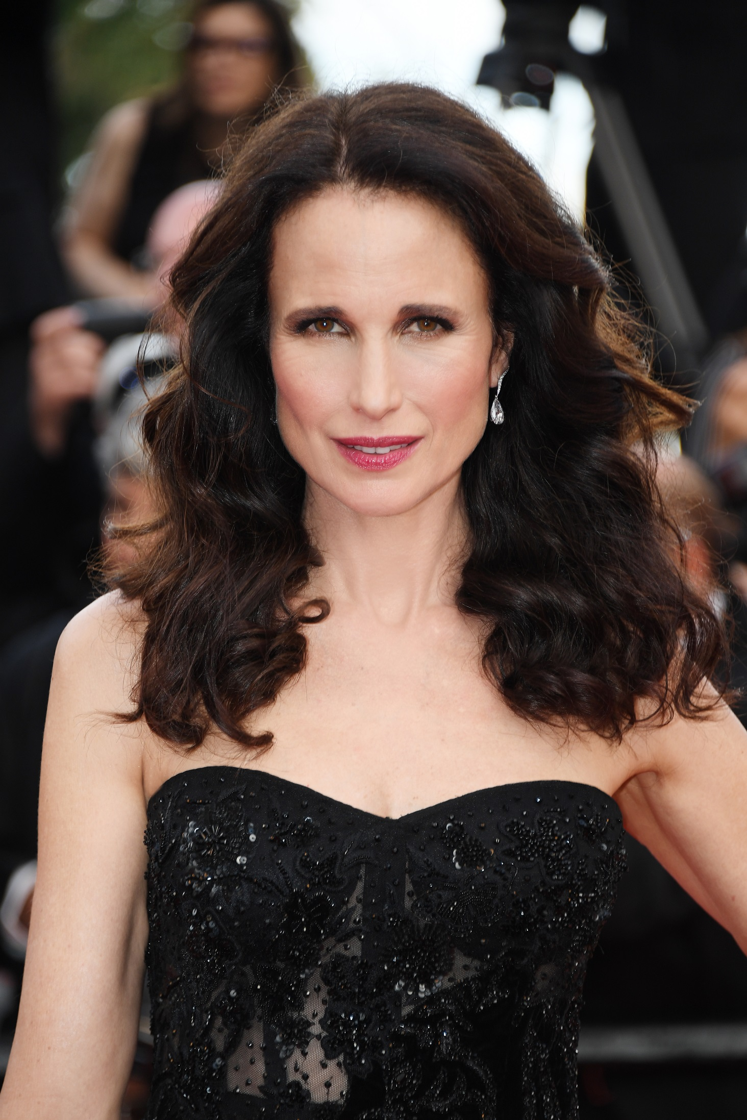 Andie MacDowell attends the
