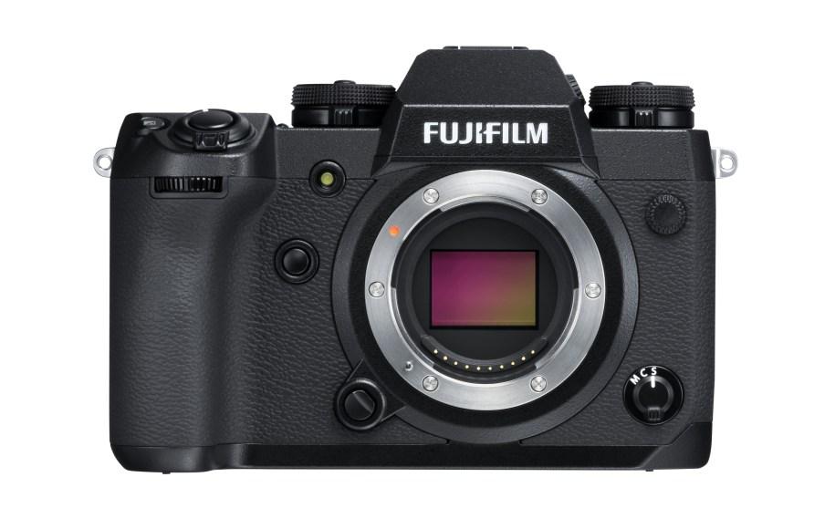 Fujifilm X-H1_black RRP$3,399