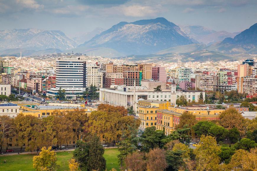 10 Tirana, Albania
