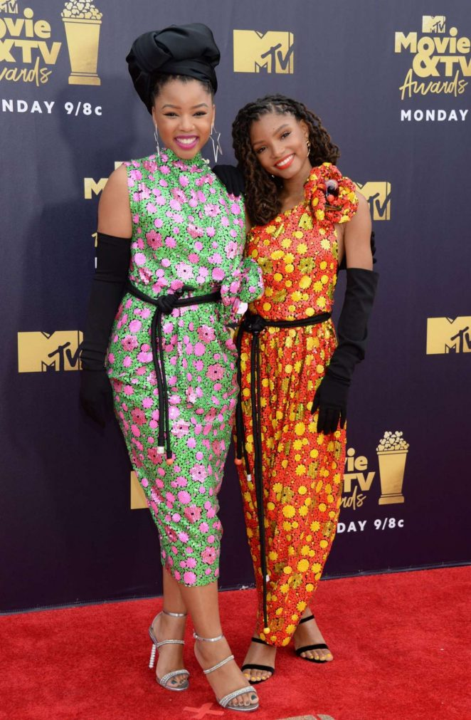 Chloe-x-Halle_-MTV-Movie-and-TV-Awards-2018--01-662x1011