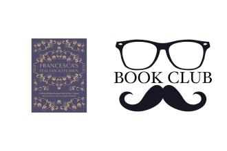 francesca's italian kitchen book cover and fennec book club header