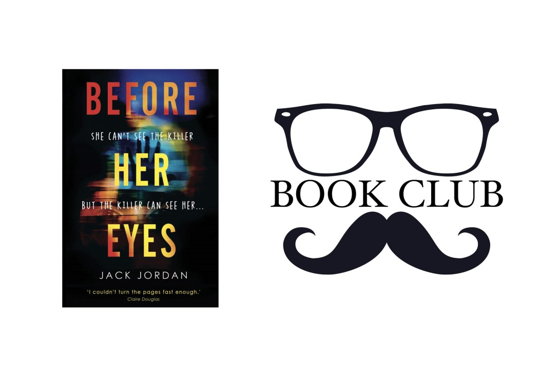 Before Her Eyes - Jack Jordan book review