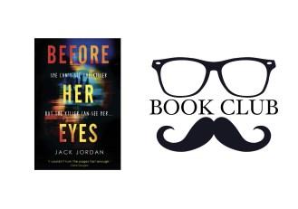 Before Her Eyes - Jack Jordan book review