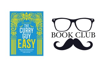 The Curry Guy Easy - Dan Toombs book review