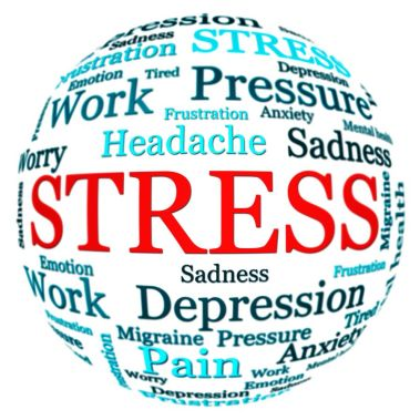 RUN AWAY FROM YOUR STRESSES - stress relief