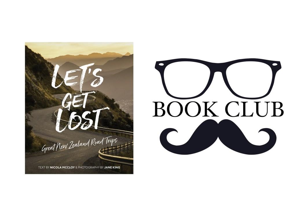 LET'S GET LOST By Nicola McCloy and Jane King