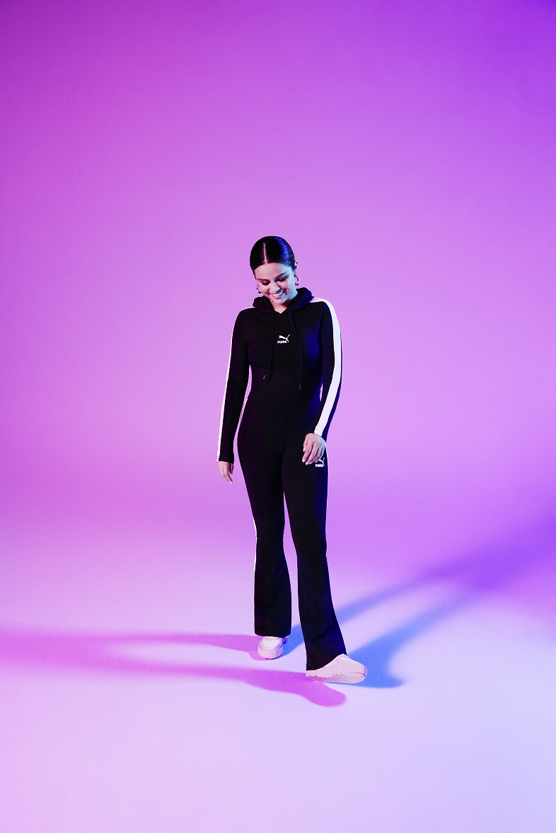 CALI SPORT - Marshmellow - White - RRP$170 (Selena Gomez 2)