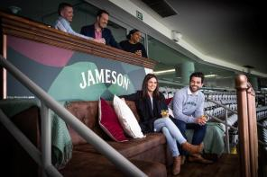 Preview of Jameson Game Day Lounge with people