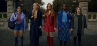 Winx Saga Cast