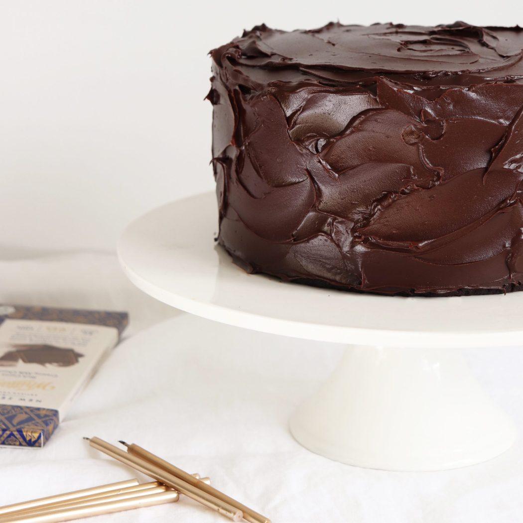 Whittaker's Moist Chocolate Cake