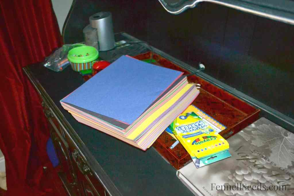 Bonus Cleaning Hutch Paper