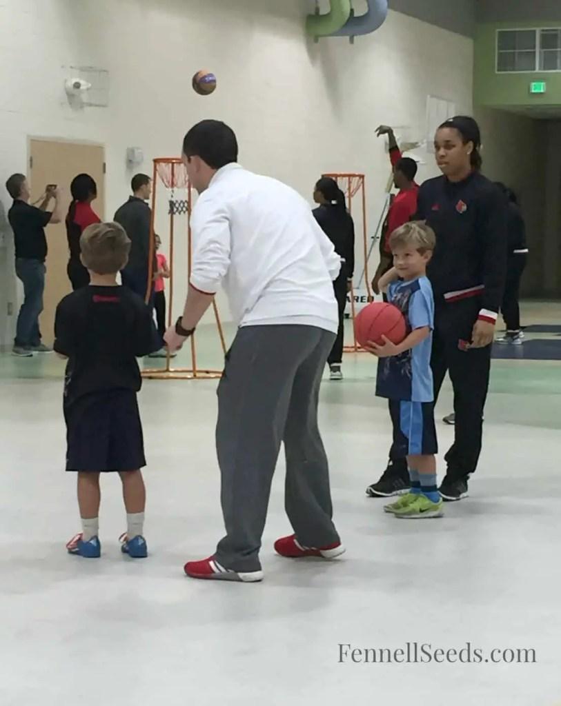 Basketball Boys Clinic