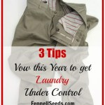 Vow This Year to Get Laundry Under Control
