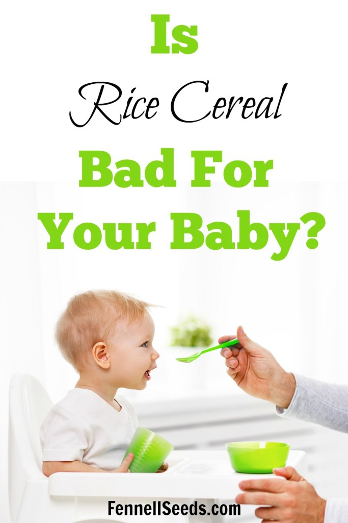 Should I Feed My Baby Cereal   Do Babies Need Cereal   Should I Feed My Baby Rice Cereal   Does My Baby Need Rice Cereal   Rice Cereal