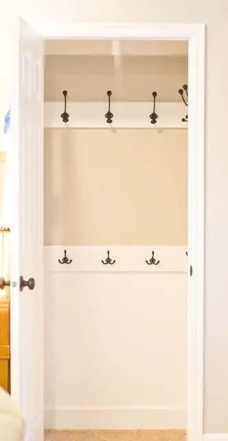 Backpack Storage | Backpack Storage Ideas | Coat Storage | Coat Rack | Coat  Hook |