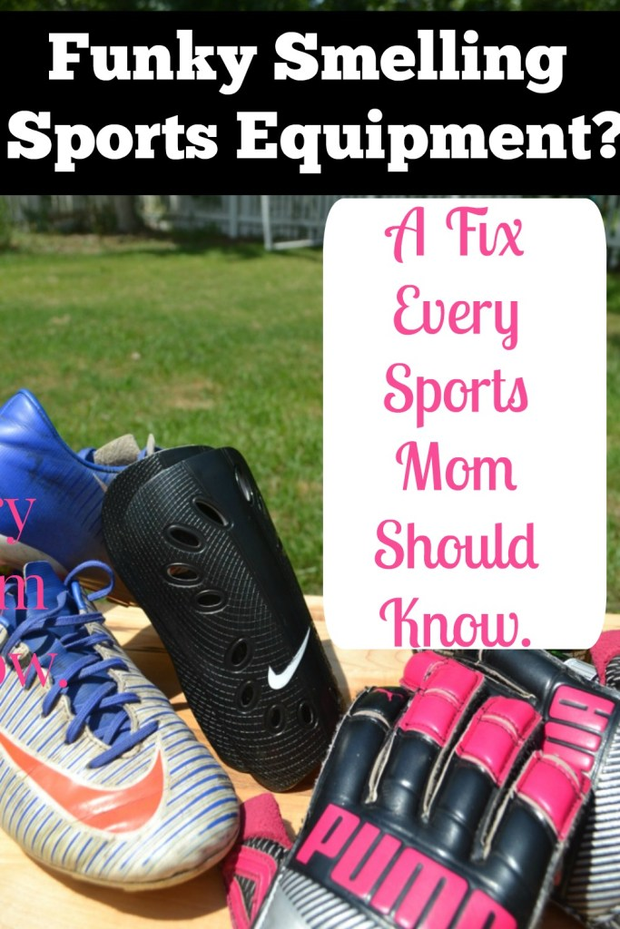 Sports Equipment Smell | Get rid of smell of sports equipment | smelly cleats | smelly sports equipment | clean sports gear | cleaning cleats