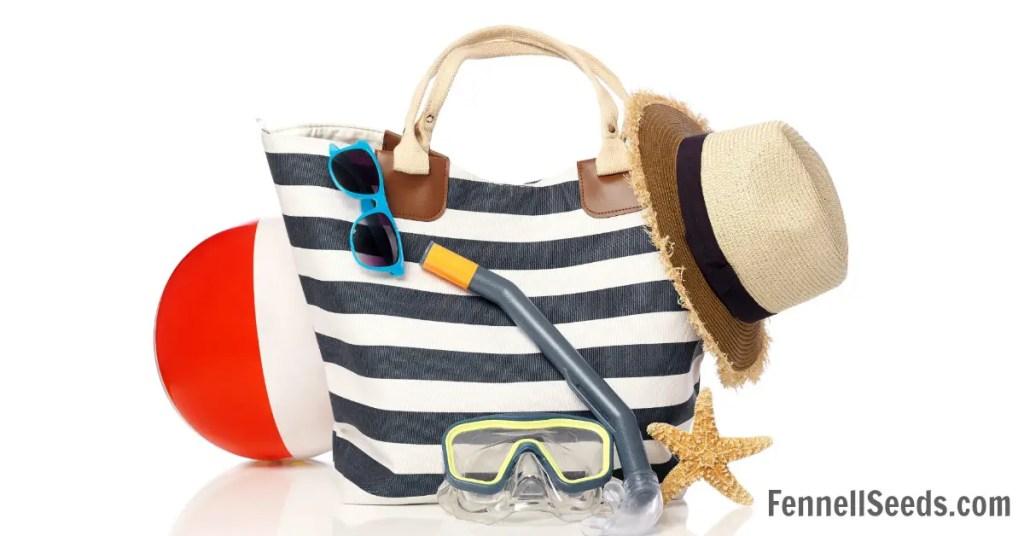 pool bag organization | beach bag organization | organize your beach bag | pool bag ideas | beach bag ideas | pool bag | beach bag