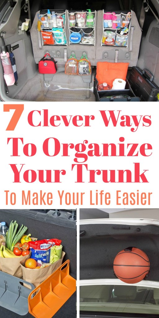 How to Organize Your Car Trunk | Organize Car Trunk | Trunk Organize | Organize Your Trunk | Trunk Organizer