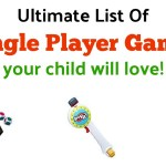 One Player Games that Kids Love