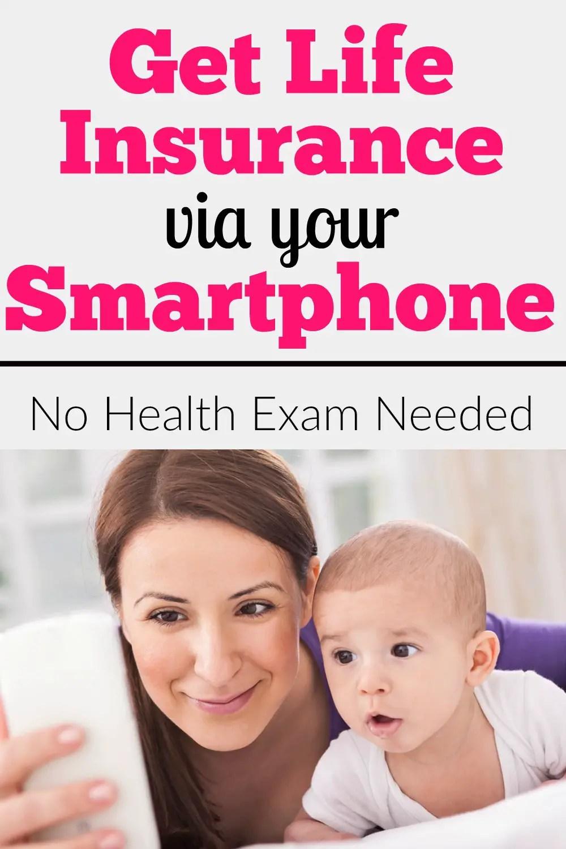 Jenny Life makes it easy for moms to obtain life insurance via smart phones. #JennyLife #ad