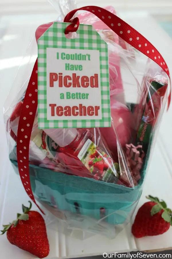 7 Fun Teacher Gift Ideas   Teacher Gifts   Teacher appreciation gift ideas   Best Teacher Gifts   Gift ideas for teachers