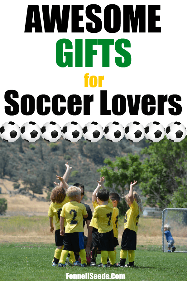 Soccer theme gifts are a huge hit in our house. Gift Guide for Soccer   Gifts for Soccer Lovers   Soccer Gifts