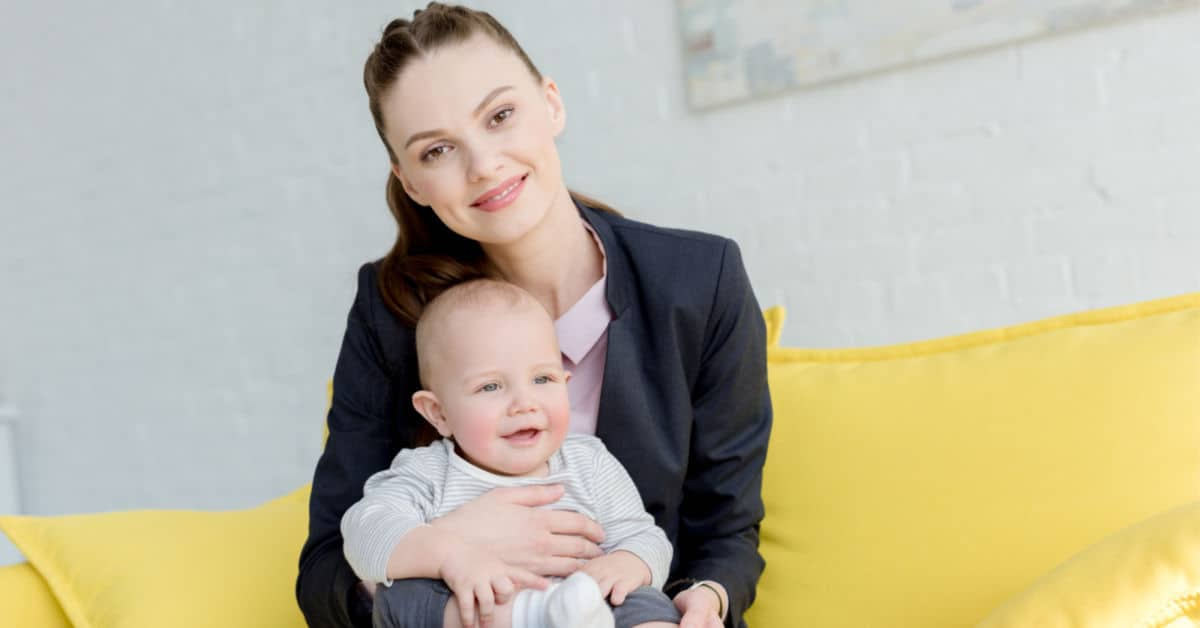 Tips for working moms to help make your day successful and more organized. Let's get some systems in place to make the day run smoothly.