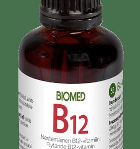 B12 Vitamiinitipat