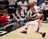 Clippers, sexto triunfo seguido e invictos; derrota sorpresa de Spurs