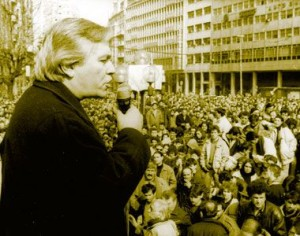 Kratkotrajno buđenje nade pre izbijanja ratnog haosa: Terazijski plato marta 1991.