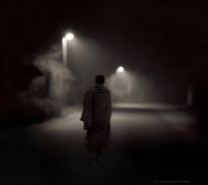 The_Light_of_Buddha__I_Navigate_my_Darkness-monk_in_dark