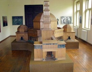 maketa hrama