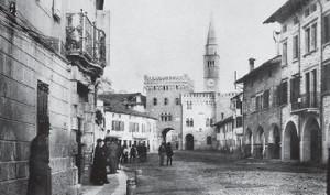 San Vito, 1918.