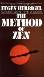 method-zen-eugen-herrigel-paperback-cover-art