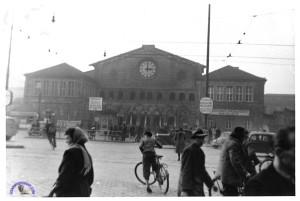 Munich Hauptbahnhof 1951 600