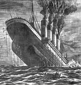 sinking-of-the-titanic