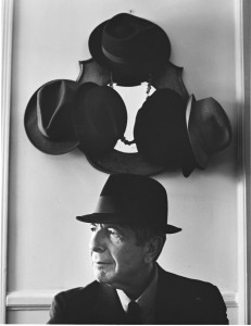 Leonard Cohen Sombrero