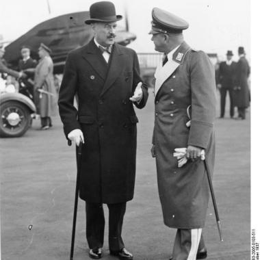 Ambasador Francuske u Berlinu Andre Fransoa Ponse