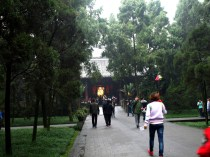 Le temple du Marquis de Wu, Chengdu