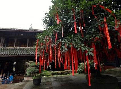 Fuhu Temple ( Fuhu si), Emeishan