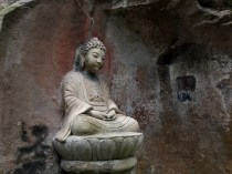 La grotte de l'éveil spirituel