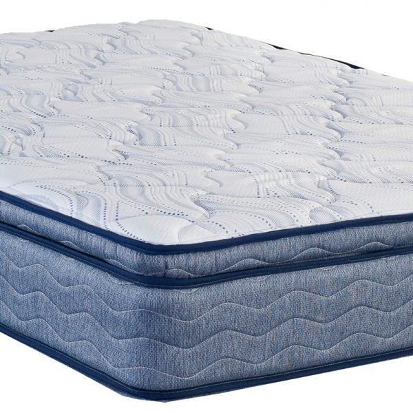 king size serta spinal care elite pillow top mattress 2243
